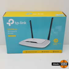 TP-Link TP-LINK TL-WR841N - Router - 300 Mbps