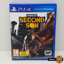 Sony Playstation 4 Sony Playstation 4 Infamous Second Son