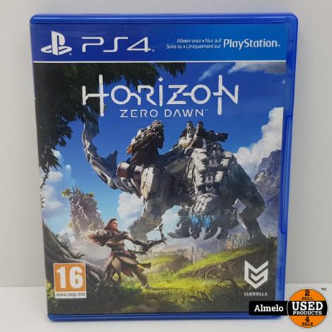 Sony Playstation 4 Horizon Zero Dawn