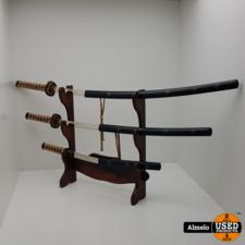 Samurai Samurai Zwaarden Decoratief