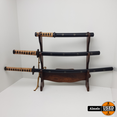 Samurai Zwaarden Decoratief