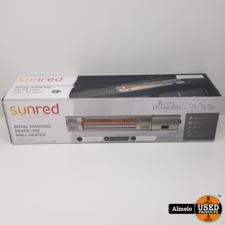 Sunred Sunred Silver 2000 terrasverwarmer Wand Nieuw geseald