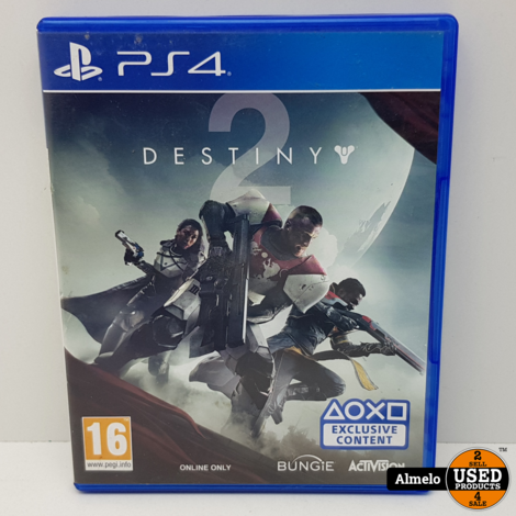 Sony PlayStation 4 Destiny 2