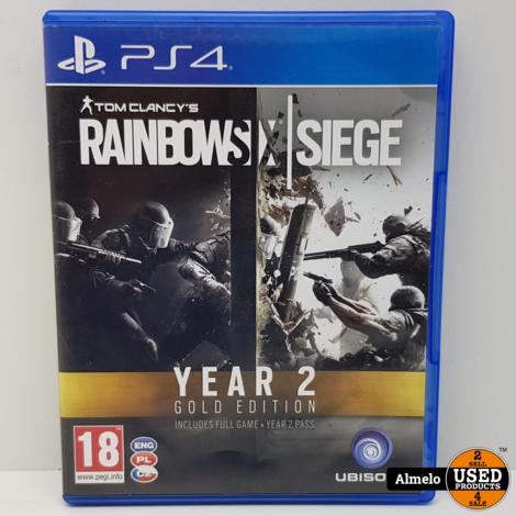 Sony Playstation 4 Tom Clany's Rainbow Six Siege