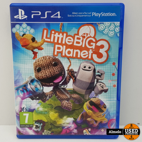 Sony PlayStation 4 Little Big Planet 3