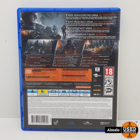 Sony Playstation 4 Tom Clancy's The Division