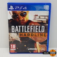 Sony Playstation 4 Sony Playstation 4 Battlefield - Hardline