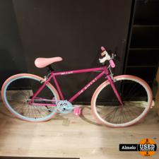 Helliot Helliot Soho 06 Fixie Damesfiets 46cm frame *Nieuwe fiets*