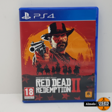 Sony Playstation 4 Sony Playstation 4 Red Dead Redemption II