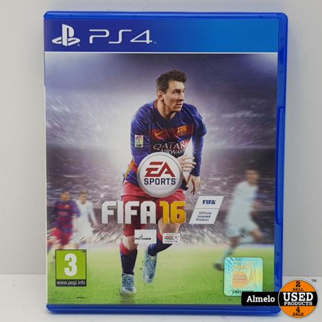 Sony Playstation 4 Fifa 16