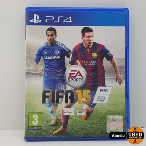 Sony Playstation 4 Fifa 15