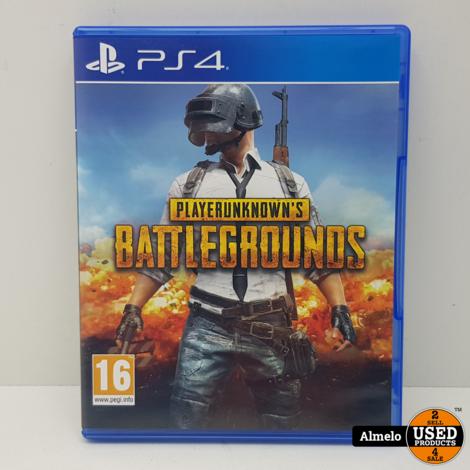 Sony Playstation 4 PlayerUnknown's Battlegrounds