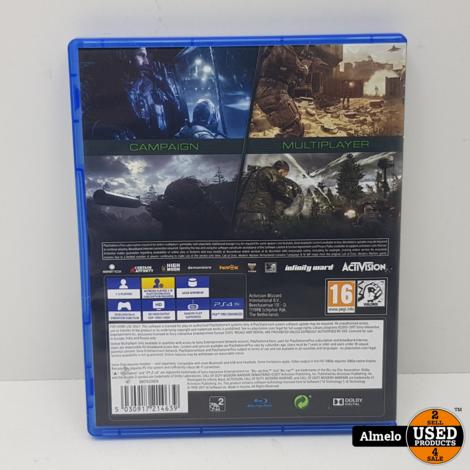 Sony Playstation 4 Call of Duty Modern Warfare: Remastered