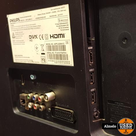 Philips 42PFL3208H/12 42 inch Televisie