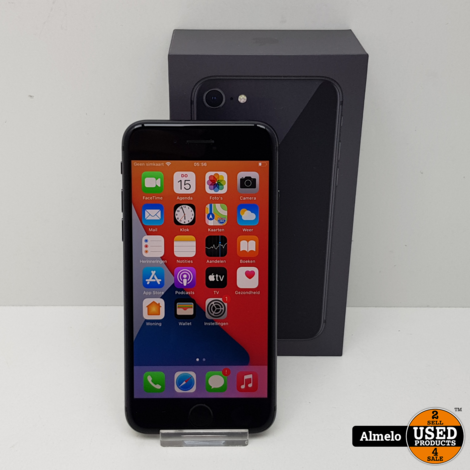 iPhone 8 64GB Space Gray in nieuw straat