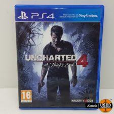 Sony Playstation 4 Sony Playstation 4 Uncharted 4 a Thiefs End