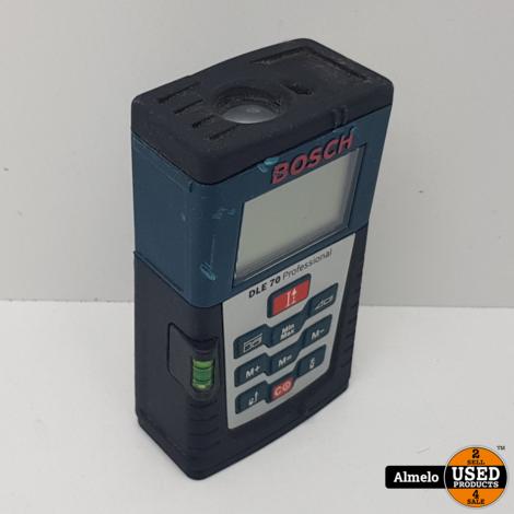 Bosch DLE 70 Laserafstandsmeter