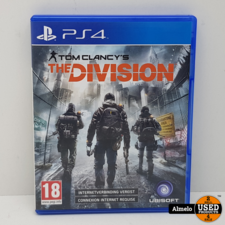 Sony Playstation 4 Sony Playstation Tom Clancy's The Division