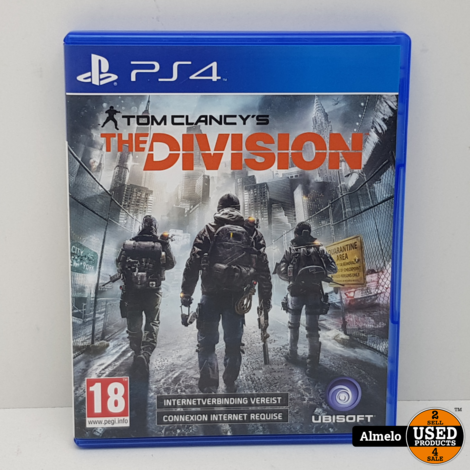 Sony Playstation Tom Clancy's The Division