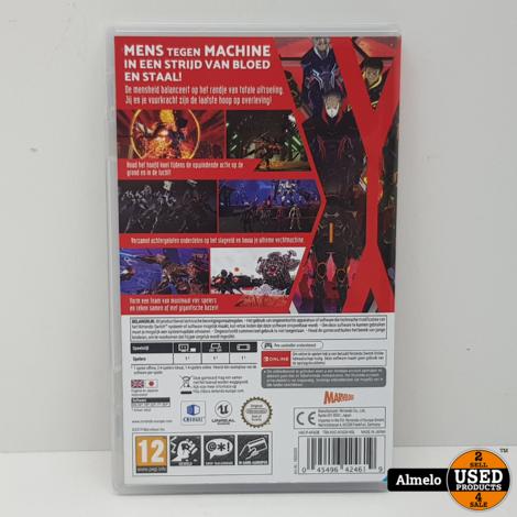 Nintendo Switch Daemon X Machina