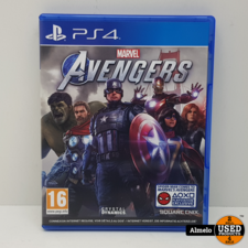 Sony Playstation 4 Sony Playstation 4  Marvel's Avengers