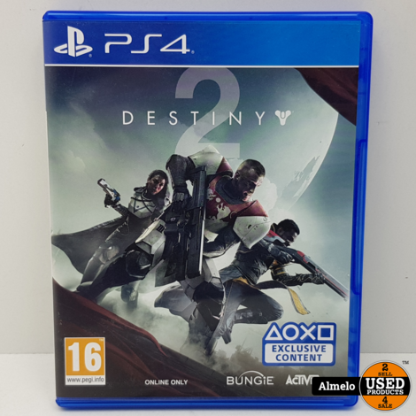 Sony Playstation 4 Destiny 2