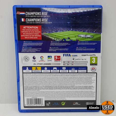 Sony Playstation 4 Fifa 19