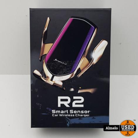 R2 Smart Sensor carkit met draadloze oplader *Nieuw*