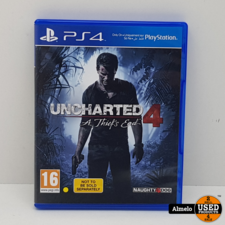 Sony Playstation 4 Sony Playstation 4   Uncharted 4 - A Thief's End