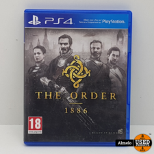 Sony Playstation 4 Sony Playstation 4 The Order - 1886