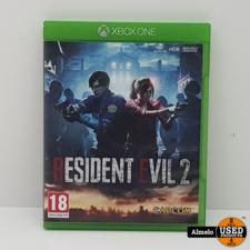 Microsoft Xbox One Xbox One Resident Evil 2