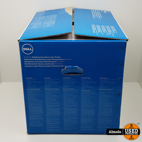Dell B1265DNF Laserprinter *Nieuw*
