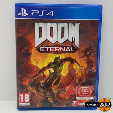 Sony Playstation 4 Doom Eternal