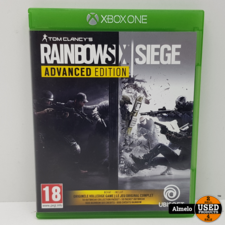 Microsoft Xbox One Xbox One Tom Clancy's Rainbow Six Siege - Advanced Edition
