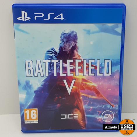 Sony Playstation 4 Battlefield V