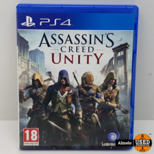 Sony Playstation 4 Sony Playstation 4 Assassin's Creed - Unity