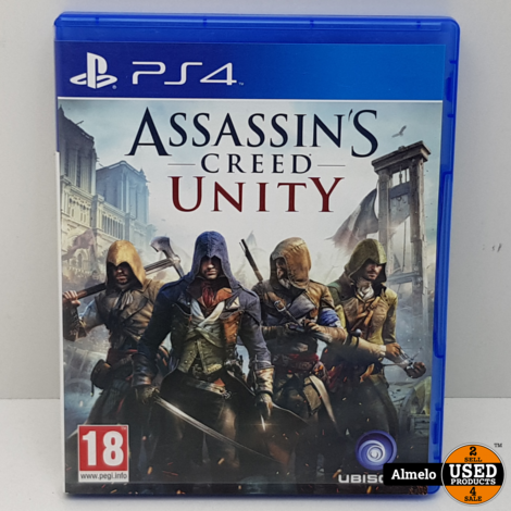 Sony Playstation 4 Assassin's Creed - Unity