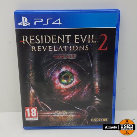 Sony Playstation 4 Resident Evil - Revelations 2 Box Set