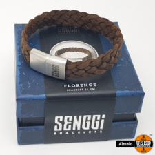 Senggi Senggi Florence 21cm armband Nieuw in doos