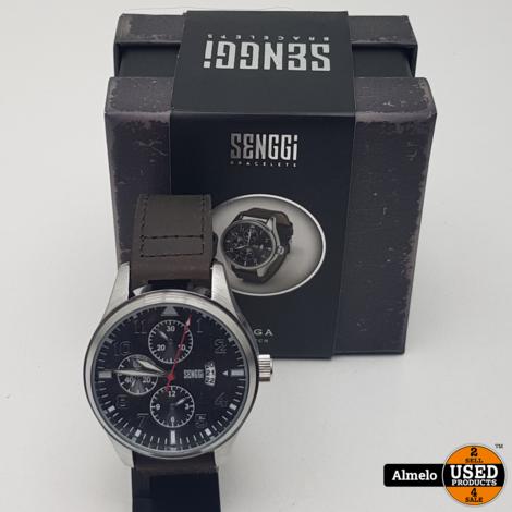 Senggi Riga Horloge Nieuw in doos