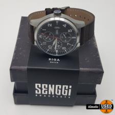 Senggi Senggi Riga Horloge Nieuw in doos