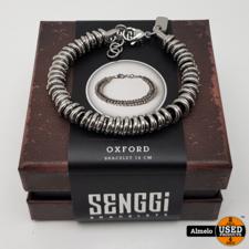 Senggi Senggi Oxford 18cm armband Nieuw in doos