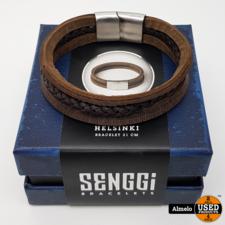 Senggi Senggi Helsinki 21cm armband Nieuw in doos