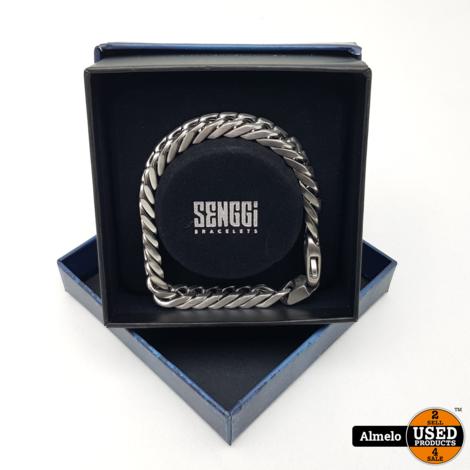 Senggi Edinburgh 21cm armband Nieuw in doos