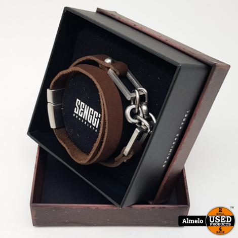Senggi Johannesburg 55cm armband Nieuw in doos