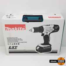 makita Makita DDF453RFE 18V Li-Ion accu boor-/schroefmachine set (2x 3.0Ah accu) in koffer *Nieuw geseald*