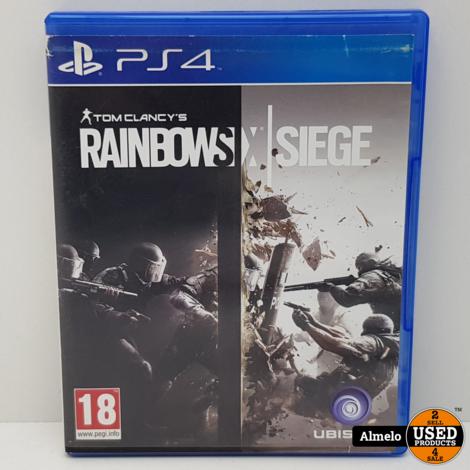 Sony Playstation 4 Tom Clancy Rainbow Six Siege
