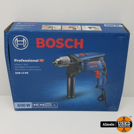 Bosch Professional Klopboormachine GSB 13 RE 600 W Nieuw geseald