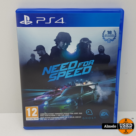 Sony Playstation 4 Need For Speed