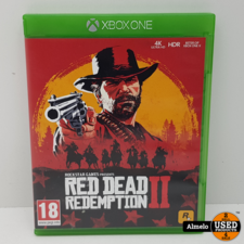 Microsoft Xbox One Xbox One Red Dead Redemption II
